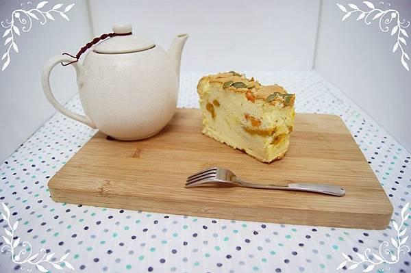 蓁古早味新鮮南瓜蛋糕