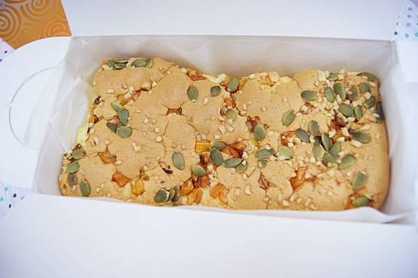 蓁古早味新鮮南瓜蛋糕5