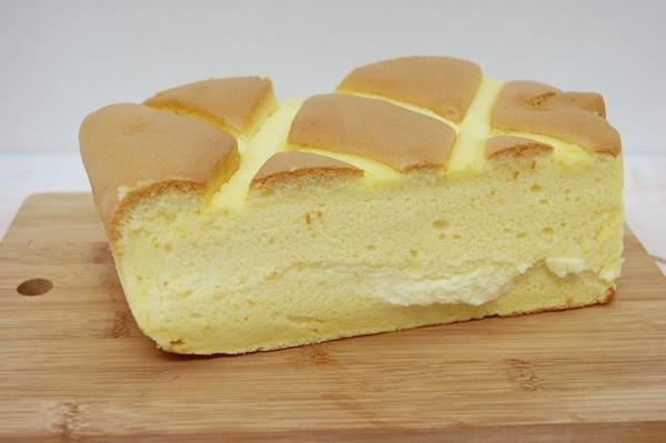 蓁古早味牛奶布丁蛋糕