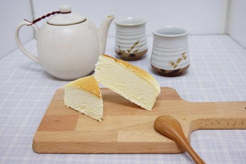 蓁古早味冰饗乳酪蛋糕