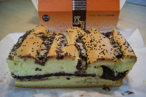 蓁古早味日式紅豆蛋糕