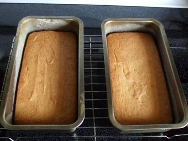 現烤蛋糕作法步驟