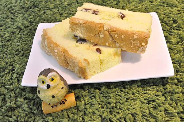蓁古早味奶酥葡萄蛋糕