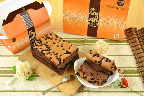 爆漿巧克力蛋糕1