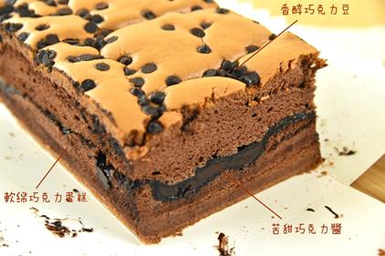 爆漿巧克力蛋糕5