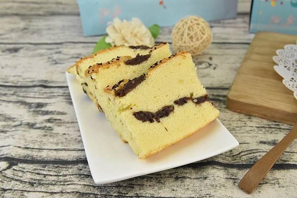 紅豆彌月蛋糕