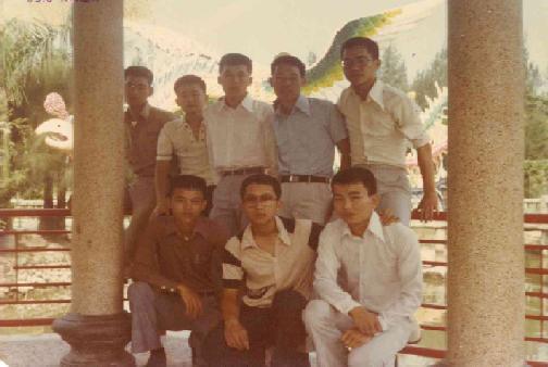 78年高中同學港口宮遊