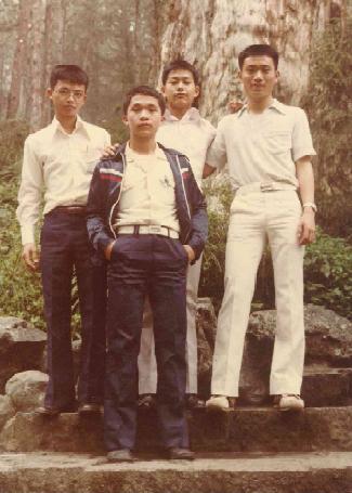 79年高中同學關仔嶺踏青
