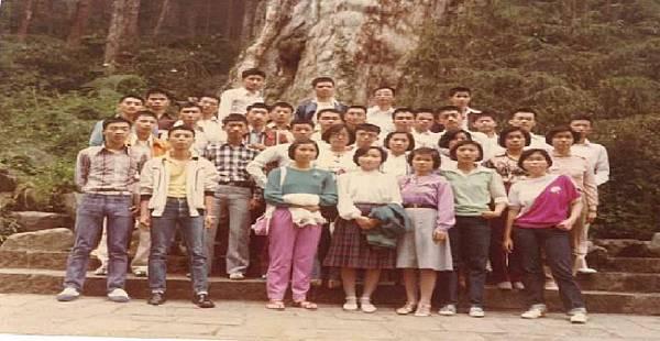 79高中同學共遊溪頭