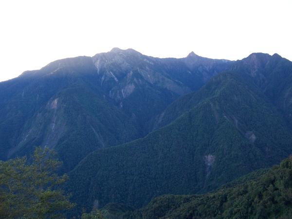 這是要看日出的山頭