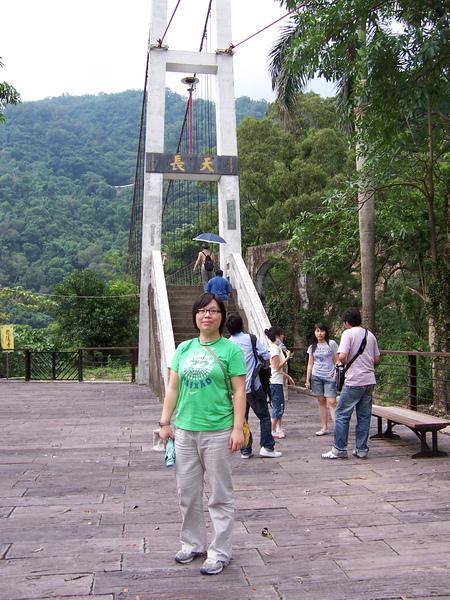 最後一站囉--天長橋