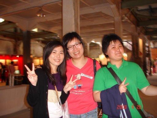 2008畢展在華山