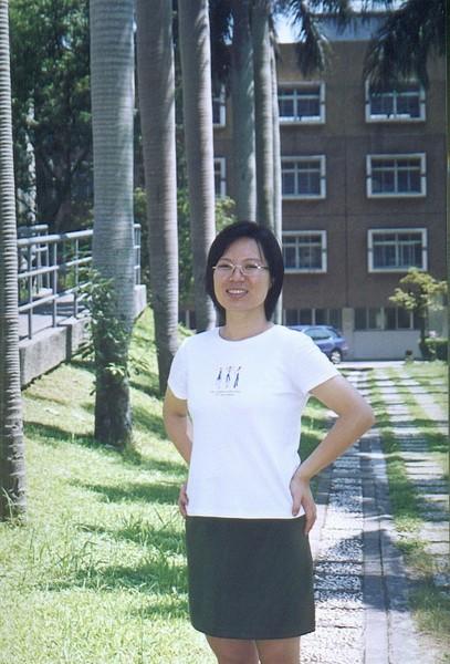 2000年學長博班畢業