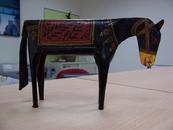 小楊醫師送的馬