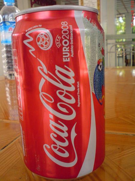 緬的的可樂很貴, 一罐要1美元