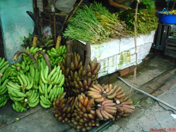 耶, 數大便是美的香蕉們!