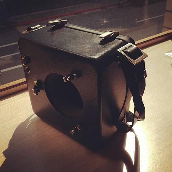 吉米訂製相機用皮帶03-合體!