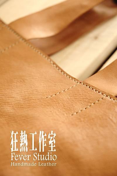 LYC提袋05-表面質感&縫線