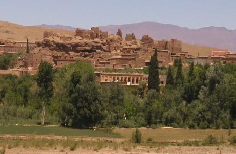 風景-柏柏爾人的kasbah.jpg