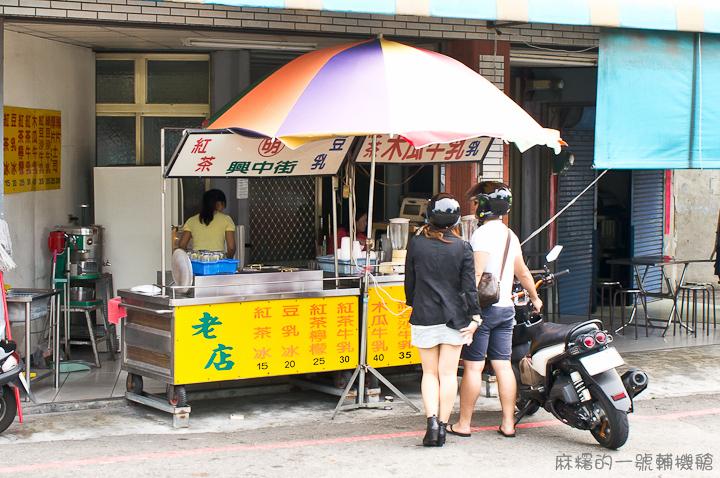 20121006興中街紅茶冰2