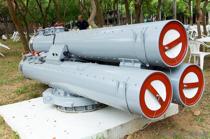 20121006Mk-32魚雷發射管-1