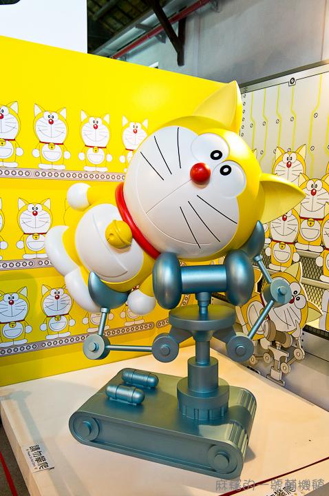 20130225哆啦A夢誕生前100年特展-7