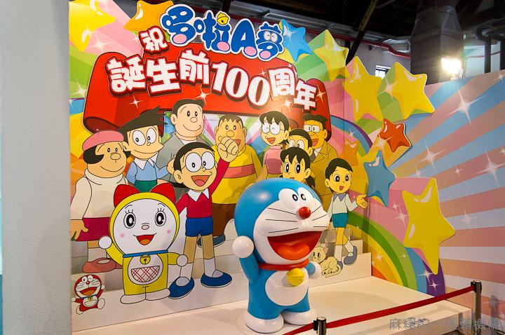 20130225哆啦A夢誕生前100年特展-14