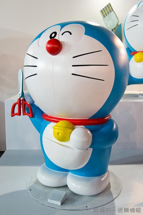 20130225哆啦A夢誕生前100年特展-22