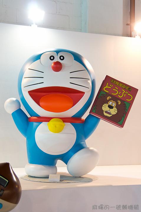 20130225哆啦A夢誕生前100年特展-25