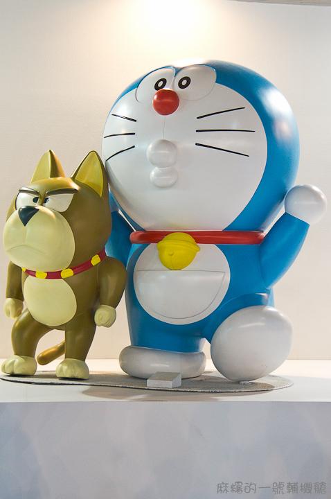 20130225哆啦A夢誕生前100年特展-34