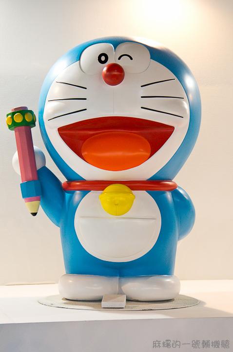 20130225哆啦A夢誕生前100年特展-36
