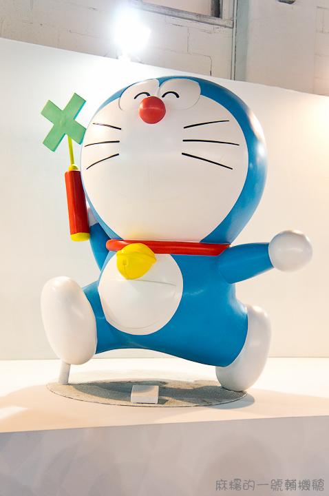 20130225哆啦A夢誕生前100年特展-40