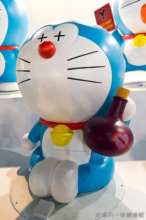 20130225哆啦A夢誕生前100年特展-54