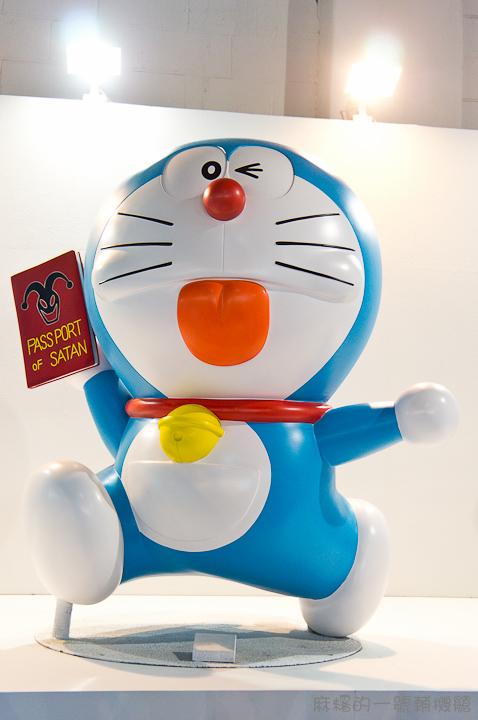 20130225哆啦A夢誕生前100年特展-55