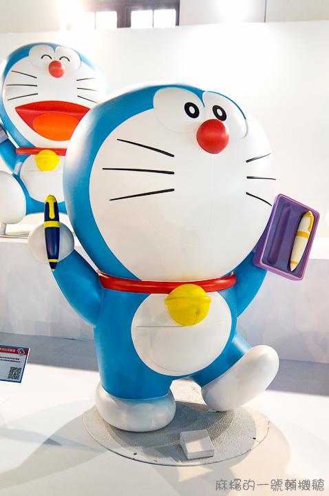 20130225哆啦A夢誕生前100年特展-81
