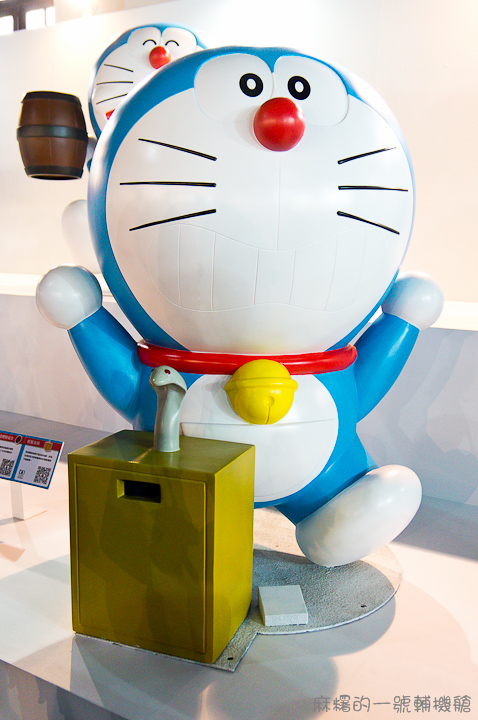 20130225哆啦A夢誕生前100年特展-89
