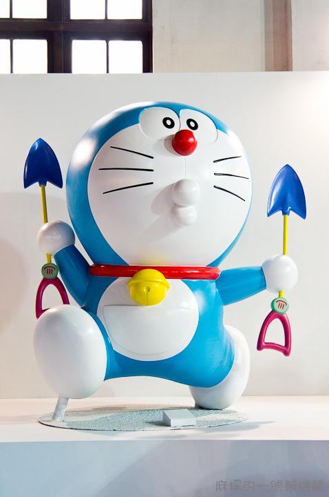 20130225哆啦A夢誕生前100年特展-94