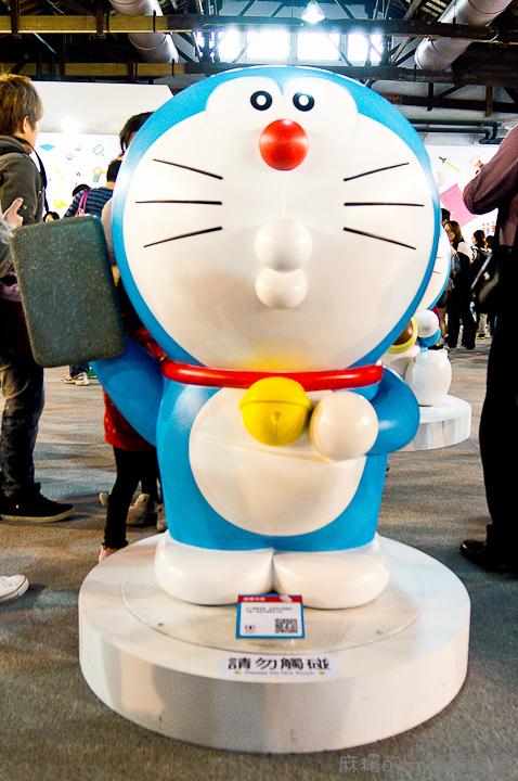 20130225哆啦A夢誕生前100年特展-115