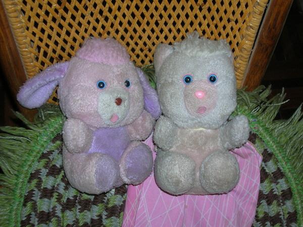 小貝貝和小粉熊(1)