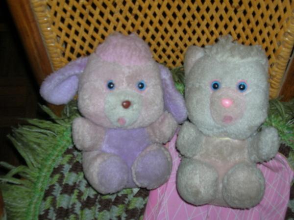 小貝貝和小粉熊(2)