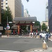 增上寺前門