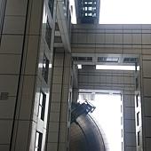 富士電視台球型展覽室外觀