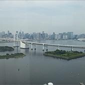 展望台看彩虹大橋