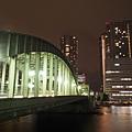勝鬨橋夜景