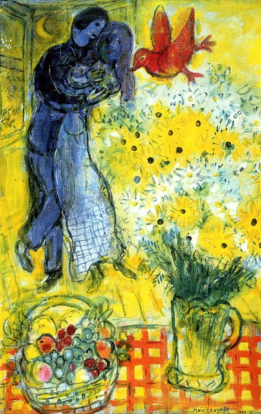 Lovers with Daisies, 1949.jpg