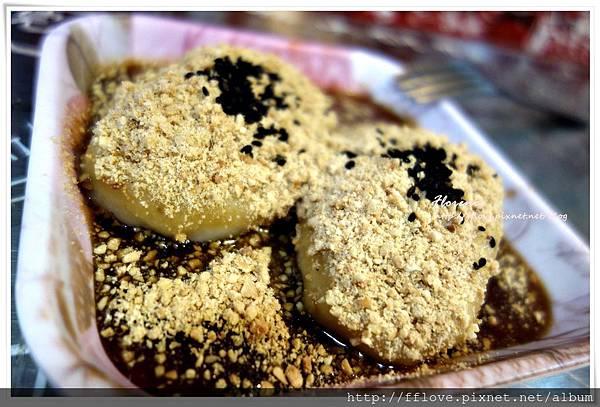 建中乾麵+黑糖麻糬66