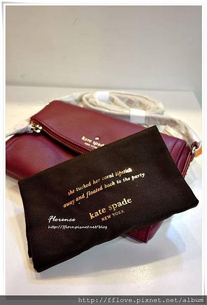 Kate Spade 小桃紅51.JPG
