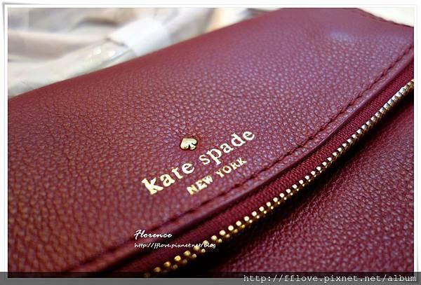 Kate Spade 小桃紅63.JPG