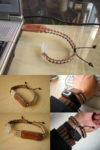 FlashFlash Wristband 。