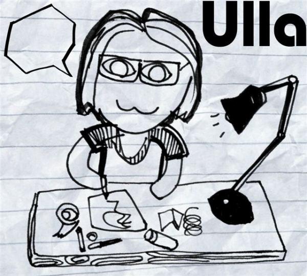 我眼中的ULLA。